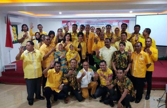 Golkar Bertekad Tumbangkan PDIP di Pileg 2019