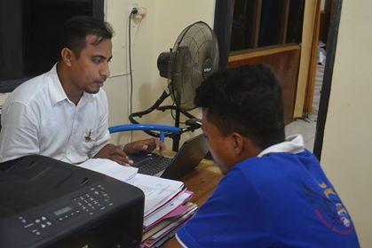 Anak Tiri 13 Tahun Dicabuli Ayah Bejat