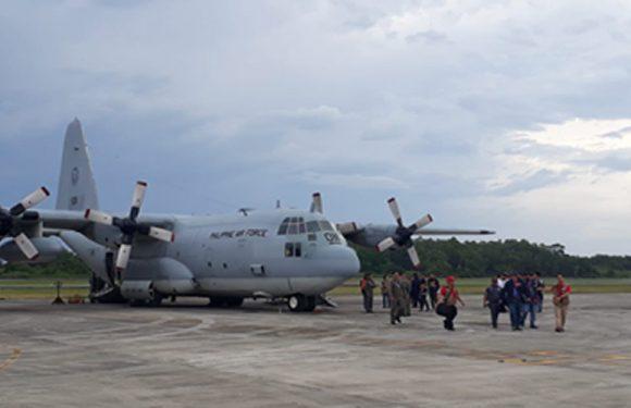 Enam Pesawat Asing Angkut 103 Ton Bantuan ke Sulteng