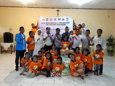 Cipayung Plus Maluku Komitmen Dukung & Sukseskan PESPARANI