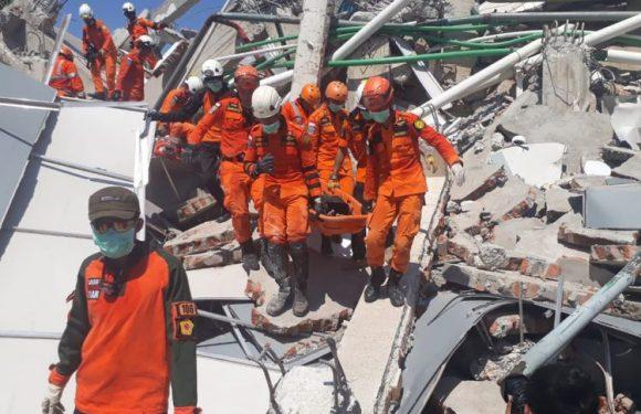BNPB: 844 Orang Meninggal, 744 Sudah Teridentifikasi
