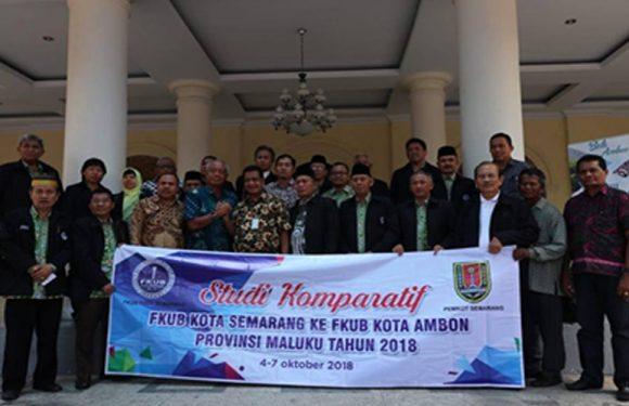 FKUB Semarang Belajar Toleransi & Kerukunan di Ambon