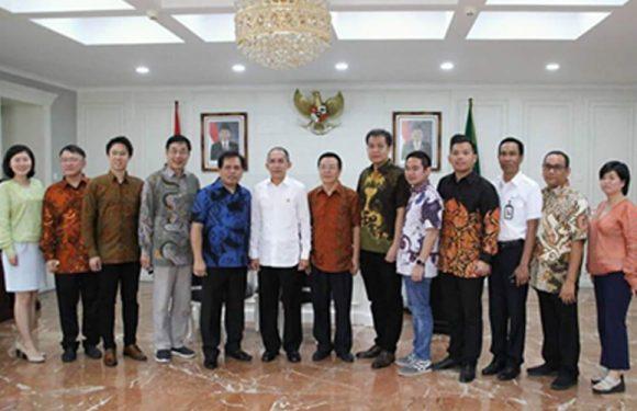 Investor China Lirik Maluku Untuk Berinvestasi