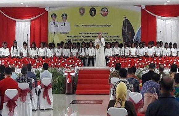 12 Kategori Diikuti, Maluku Target Kampiun Pesparani
