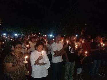 Lilin & Doa Untuk Teka, Harapan Masih Ada