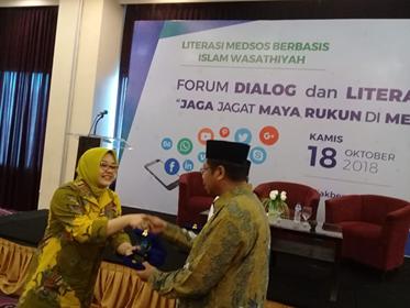 Tangkal Hoax, Kemenkominfo-MUI Lakukan Dialog & Literasi Media