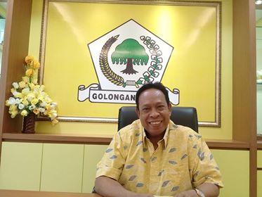 Ini Evaluasi & Target Golkar Maluku di HUT ke-54