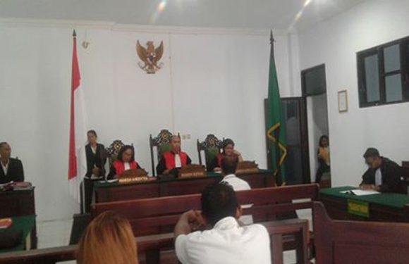 Ditemukan Bawa 14 Paket Narkoba,  Syahrul Dituntut 7 Tahun Penjara