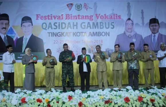 Dukung AWCM, 122 Peserta Ikut Lomba Qasidah Gambus