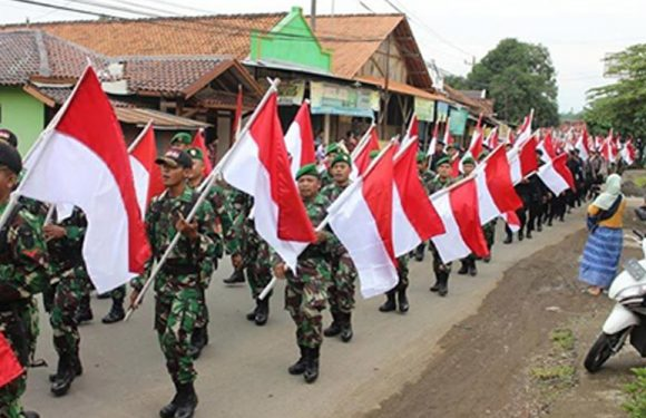 Kirab Bendera Merah Putih TNI Bakal Singgahi Ambon