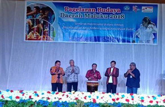 20 Sanggar Ikut Pagelaran Budaya Maluku