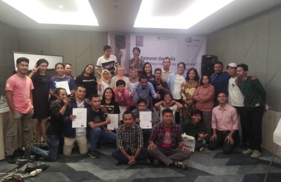 25 Jurnalis Ikut Interfaith Training AJI-DW Academie