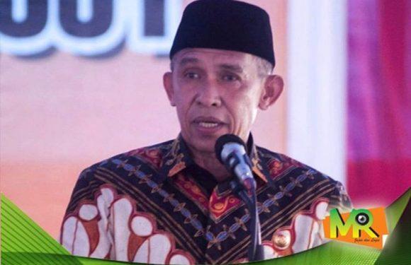 Gubernur Assagaff Ajak Umat Teladani Sifat Nabi