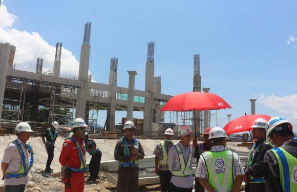 Desember, Pembangunan RSUPT Ambon Rampung 80 Persen