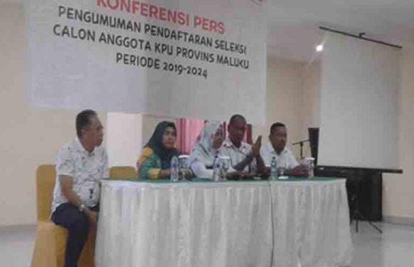 KPU RI,Resmi Membuka Penerimaan Calon Anggota KPU Maluku