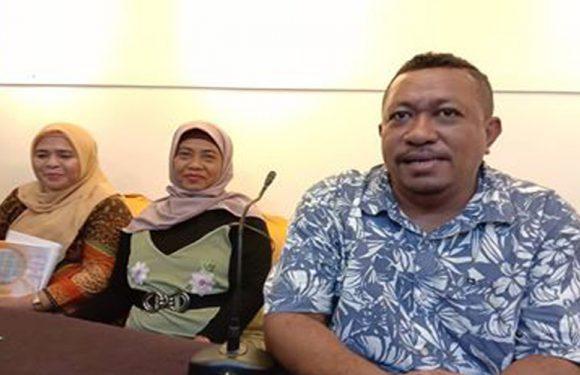 Timsel KPU Maluku Alot, Lokasi Pleno Bergeser