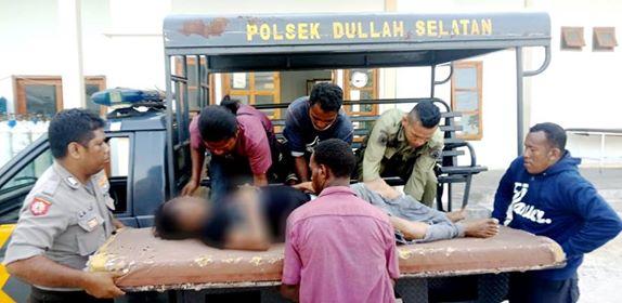Sesosok Mayat Ditemukan di Pelabuhan Dullah Selatan