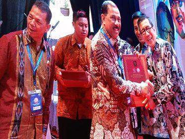 Ambon Dianugerahi Kota Peduli & Pelayanan Berbasis HAM