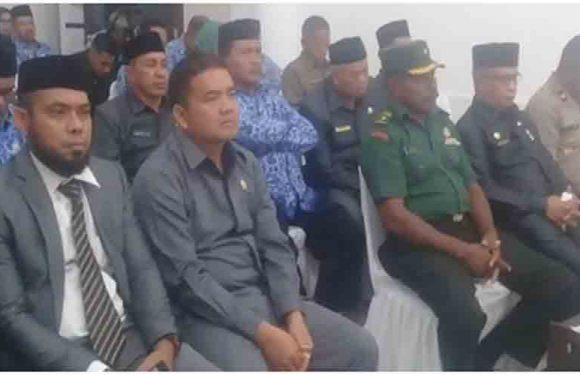 Fraksi DPRD Buru Terima RAPBD 2019