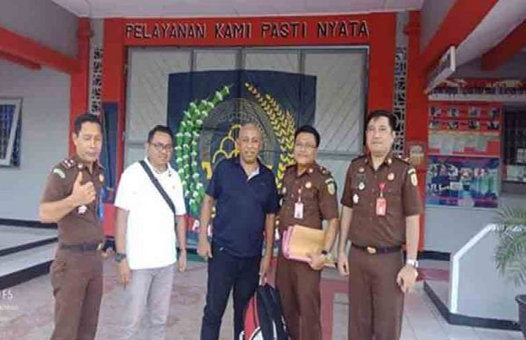 Tertangkap Terpidana Koruptor Rehabilitasi Hutan di SBT