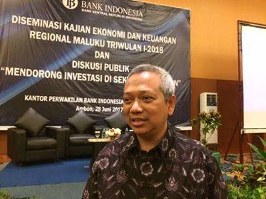 Inflasi Maluku 2018 Terkendali & Berada Pada Sasaran