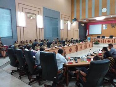MKKS SMP Minta DPRD Perjuangkan Tiga Hal ke Kemendikbud