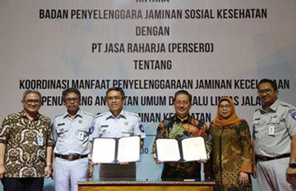 BPJS Kesehatan dan PT Jasa Raharja Koordinasi Kecelakaan Lalu Lintas