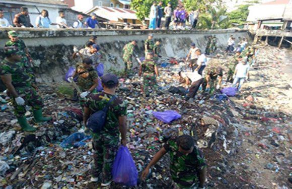 Peringati HDS, Koramil 1503-03/Dobo Bersih Pantai
