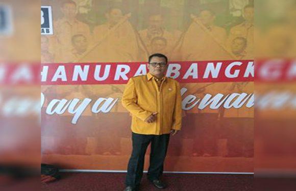 Ranperda PABT Ditetapkan, Fraksi Hanura Usulkan Bentuk UPTD