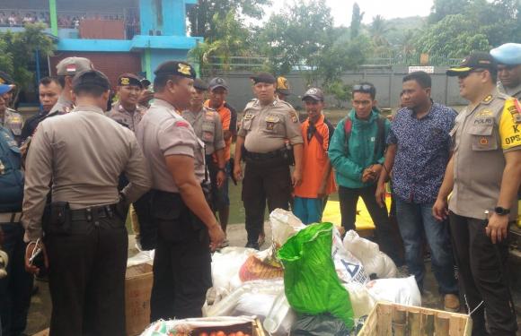 Polisi Gagalkan Pengiriman 700 Liter Sopi