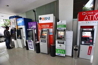33 ATM Terganggu Akibat Jaringan Bermasalah