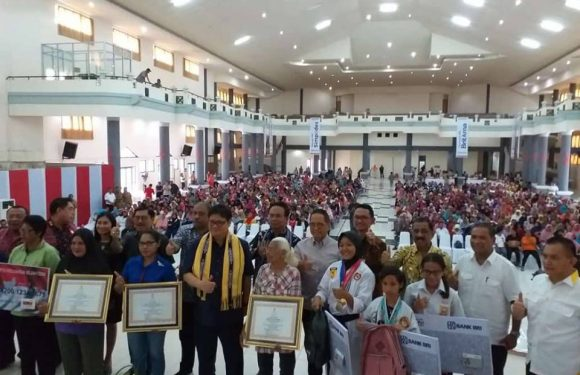 16M Lebih, Jatah Bansos PKH & BPNT Kota Ambon Tahap I