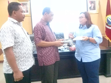 Hasil Identifikasi, Verifikasi & Validasi MHA Negeri Hukurila Diserahkan