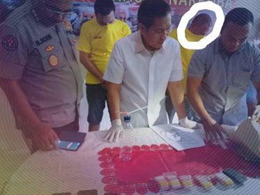 MP Jadi Bandar Besar Narkoba Sejak 2018