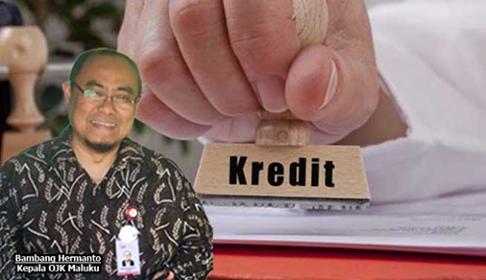 Tiga Sektor Dominasi Pertumbuhan Kredit di Maluku