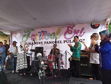 Festival Eri Dikunjungi Langsung Komisi X DPR & Kementerian