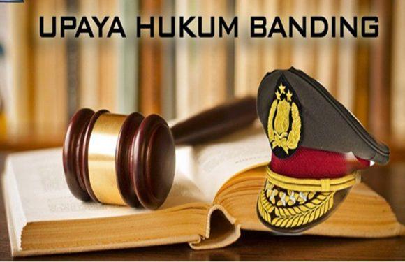Diputus PDTH, Bripda Donivan Tuhumena Banding
