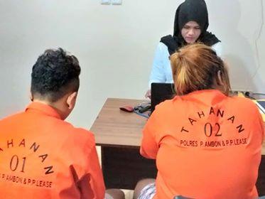 Dua Mucikari Jadi Tersangka Kasus Prostitusi Online