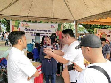 Kunjungi Expo MRSF, JDW Dorong Pengembangan UKM