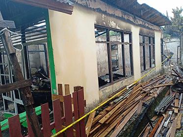 Kebakaran di Tulehu, Tak Ada Korban Jiwa