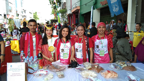 Mahasiswa MBD Jadi Tamu Kehormatan di Acara Pemkot Surabaya