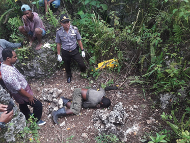 Tewas di Tumbukan Batu Karang, Keluarga Enggan Otopsi Elwarin