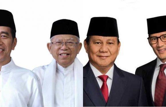 Jokowi Diprediksi Menang di Maluku, Prabowo Bisa Salip