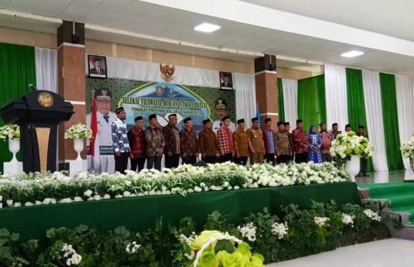 49 Peserta Ikut 8 Mata Lomba di STQ Maluku