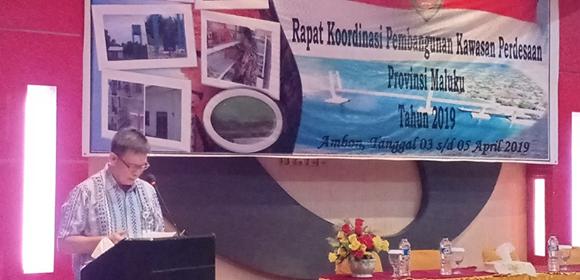 Empat Kawasan Perdesaan di Maluku Masuk KPN