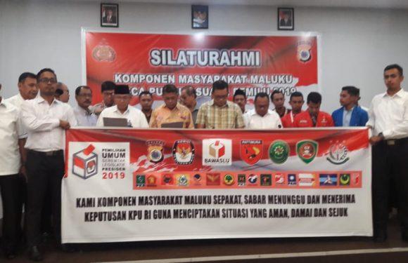 Pemilu Usai, Stakeholder Serukan Tetap Jaga Keamanan & Kedamaian di Maluku