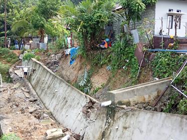 PUPR Lakukan Tanggap Darurat Bencana di Beberapa Titik