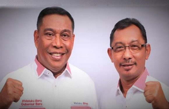 Besok, Jokowi Lantik Murad-Orno