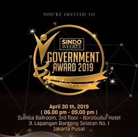 Empat Kali Beruntun, Kota Ambon Raih SWG Award