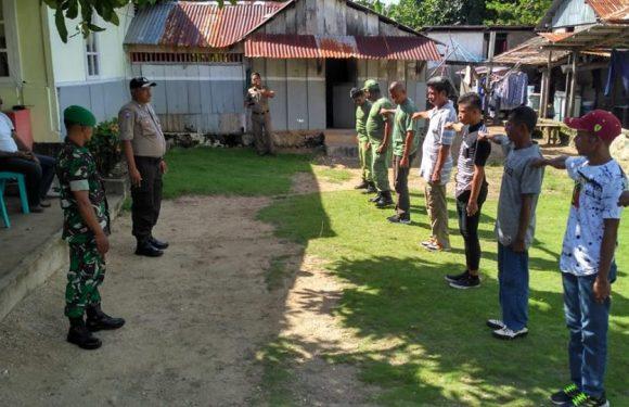 Sinergitas TNI-Polri Bentuk Kedisiplinan Warga